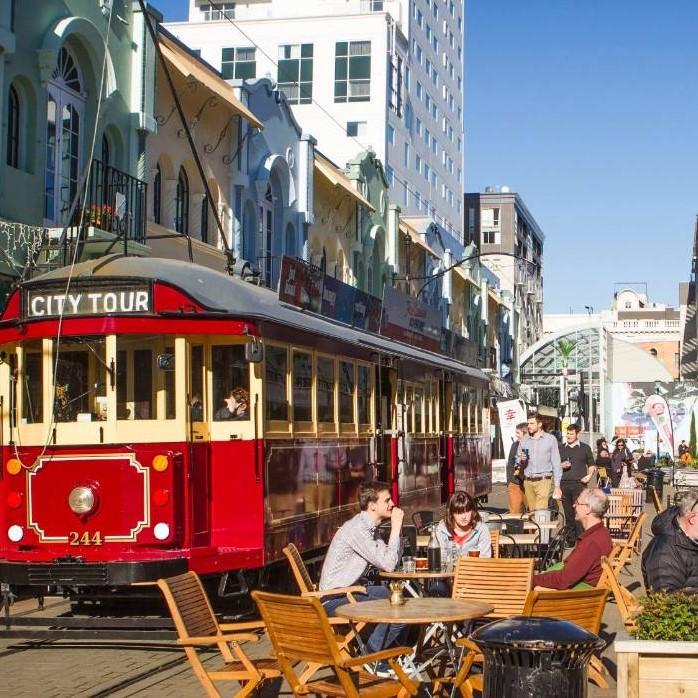 CHC tram city 2