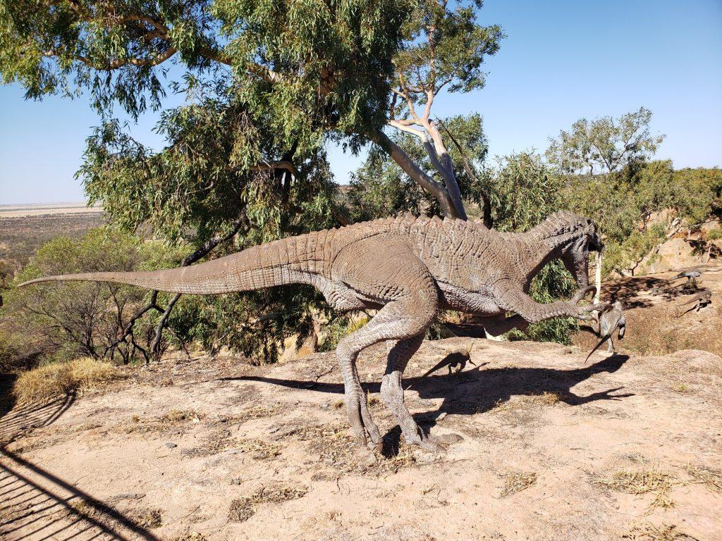 Winton Age of Dinosaurs 2